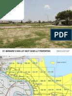 St Bernard Parish Proposed LLT Property redevelopment ideas