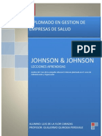 Caso Johnson & Johnson