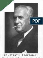 Constantin Argetoianu- Însemnări zilnice. Volumul 03. 1 iulie - 31 decembrie 1937