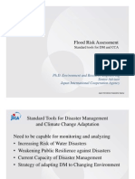Flood Risk Assessment (Hitoshi Baba)