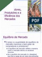 Ch07 Consumidores, Produtores e a Eficiência dos Mercados