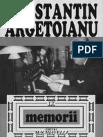 Constantin Argetoianu- Memorii  pentru cei de mâine. Amintiri din vremea celor de ieri. Volumul 09, Partea a VIII-a  1930-1931