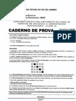 ProvaSEAP01 - 2006