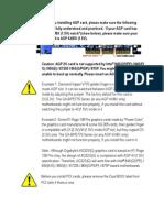Motherboard Manual 8ipe775series e