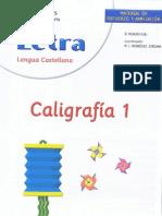 Caligrafía 1
