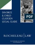 Divorce Child Custody Guide by Stacy Rocheleau