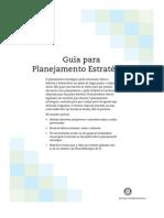 Guia para planejamento estratégico