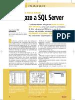 Un vistazo a SQL server