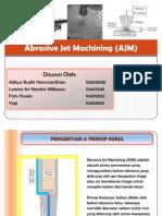 59938763 Abrasive Jet Machining