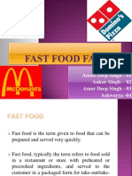 Fast Food Fables Final