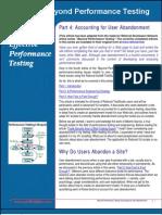 Beyond Performance Testing  4