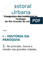 Pastoral Urbana, Almeidal