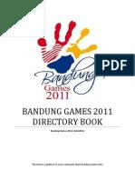 Bandung Games 2011