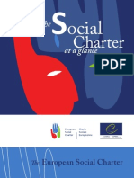 The European Social Charter at a glance