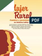 Libro Mujer Rural