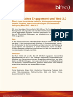 Programm Engagement 2.0-2012