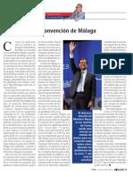 La Convención de Málaga