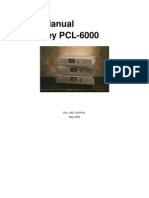 PCL_600 User Manual