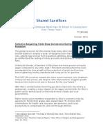 Public Employees Shared Sacrifice Report