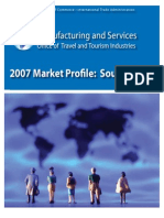 2007 South Korea Market Profile
