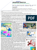 Hungarian genetics,  Madjars, Xiungnu, Tarim basin, Huns, Uyghur