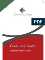 guide des impots dispositifs d'incitation fiscale édition 2011