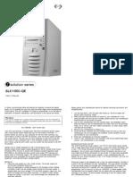 SLK1650 Manual En