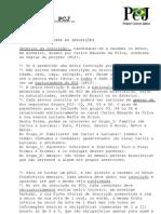 Notas de NORMAS PCJ