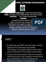 presentacion auditria informatica