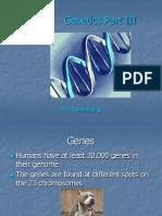 Genetics 3