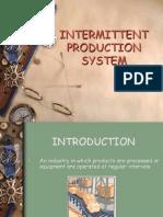 Intermittent