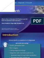 November 5, 2007 - Partner Webcast - Virtual Earth