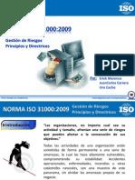 Presentación ISO 31000