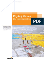 Paying Taxes - The Compliance Burden