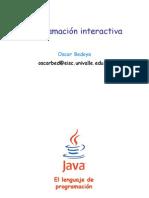 Java (for Learning) UTB