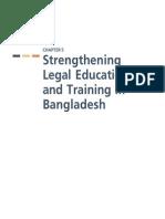 Legal Education in Bangladesh
