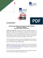 AXN Big Challenge Press Release (Final)