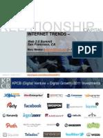 KPCB Internet Trends (2011)