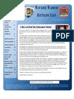 2011 September Newsletter