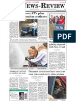 Vilas County News-Review, Oct. 19, 2011 - SECTION A