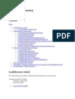 Leak Site Directory