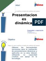 Taller Presentaciones Dinámicas