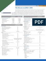 Juniper Networks Netscreen 204 110004