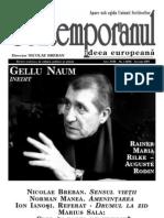 Marian Victor Buciu-Romancierul Arghezi