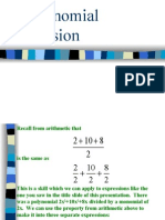 Algebra 1 > Notes > YORKCOUNTY FINAL > YC > Unit 8 - Polynomial > Polynomial Division