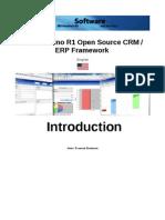CRM Software Open Source CRM ERP EBINeutrinoR1 English