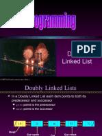 Linked List Doubly