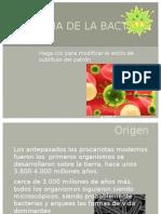 Historia de La Bacteria[1]