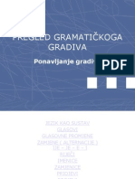 Pregled gramatike HRV 8