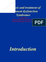Diagnosis Treatment Of Movement Dysfunction Syndroms 1
